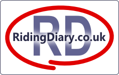 The Riding Diary listing equestrian events across the UK
